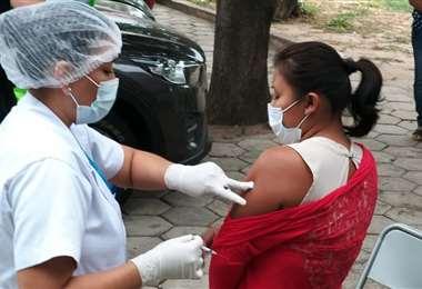 Campaña de vacunación municipal