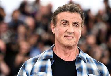 Stallone ya está grabando su participación en el filme
