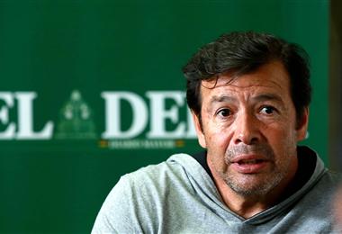 Erwin Sánchez volverá a dirigir a Oriente