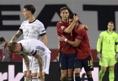 Fernando Torres marcó un triplete. Foto: AFP