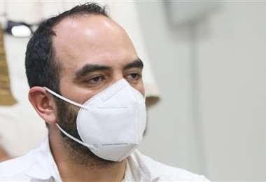El abogado Jorge Valda busca anular su caso en La Paz