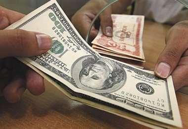 LA deuda externa pretende ser renegociada por el Gobierno.