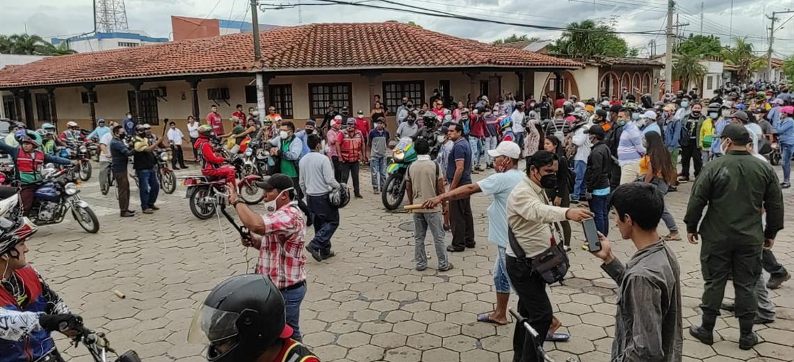 El MAS vuelve a tomar el control de la Alcaldía de Montero tras destitución  de Miguel Ángel Hurtado | EL DEBER