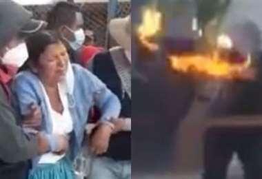 Los hechos de violencia I EL DEBER.
