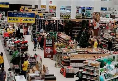 Las ofertas están disponibles en todas las tiendas de Multicenter