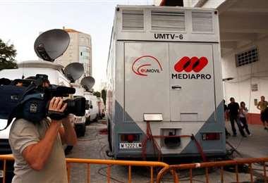 Según el propio grupo audiovisual, en dicha conducta estuvieron implicados tres empleados