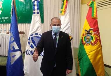 Fernando Costa fue elegido presidente de la FBF en el cuestionado congreso del sábado.