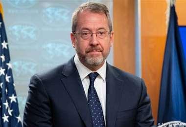 James Story, nuevo embajador de Estados Unidos en Venezuela