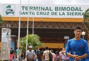 La terminal bimodal cambia de director general