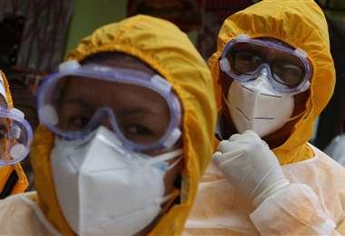 La pandemia aún mantiene en alerta al mundo