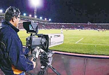 Los clubes tienen ingresos por derechos de televisión. Foto: internet