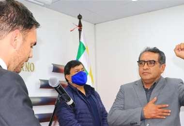 Emilio Rodas es el nuevo viceministro de Régimen Interior