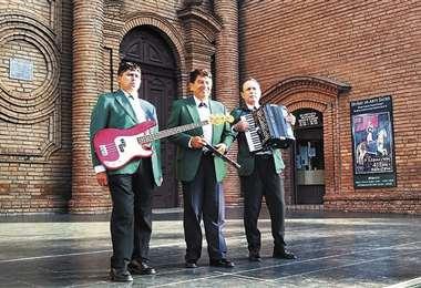 El grupo, originario de Beni, grabó 14 nuevas canciones