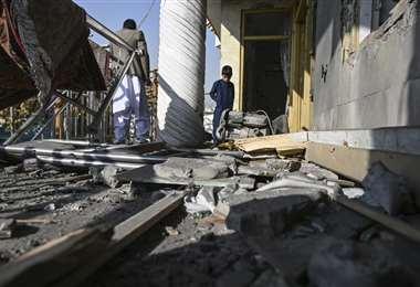 Las explosiones fueron en zonas muy densamente pobladas de la capital afgana/Foto: AFP