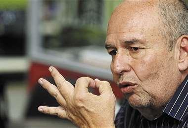 El exministro Arturo Murillo.