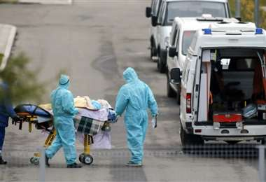 Las autoridades sanitarias informaron de 24.822 nuevas infecciones el sábado