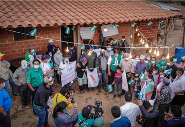 El proyecto era anhelado por los pobladores desde hace más de 30 años