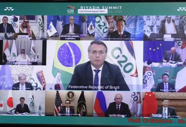 """Bolsonaro rechazó lo que califica de """"ataques injustificados"""""""