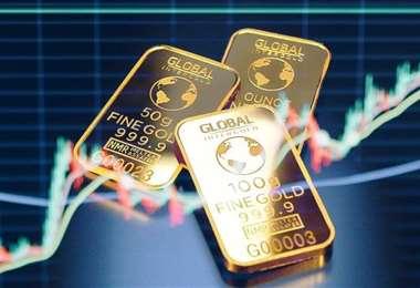 El precio del metal precioso bajó después de cuatro meses/Foto: Internet