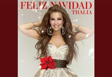 La nueva versión de la mexicana Thalía ya está en todas las plataformas musicales