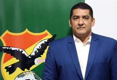 Rodríguez presidirá al consejo de la División Profesional. Foto: FBF