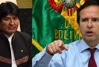Quiroga critica que Morales busque cambiar lo acontecido en 2019