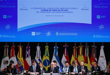 Argentina envió una carta pidiendo la adhesión de Bolivia