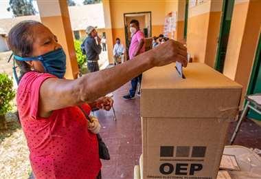 El Órgano Legislativo inicia aprobación de del Régimen electoral 2021.