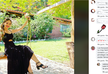 Fátima Jordán tiene 28 años y es odontóloga y magnífica