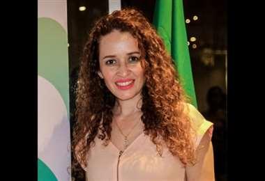 Gabriela Jiménez, presidenta de Juventud Empresa