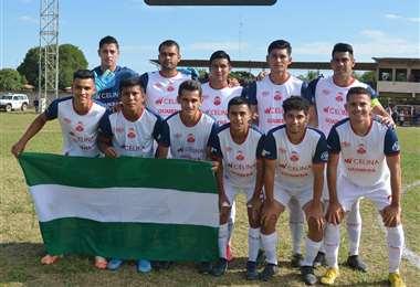 Guabirá suma tres victorias y un empate en la Copa Santa Cruz. Foto: Prensa Guabirá