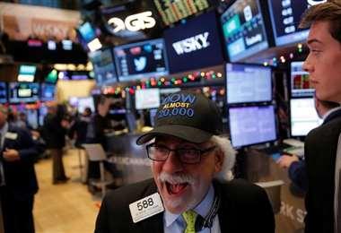 El mercado bursátil en EEUU tuvo un buen desempeño (Foto: Reuters)
