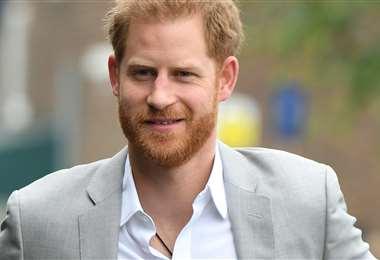 El príncipe Harry, de 36 años, fue elegido como el royal más guapo del mundo