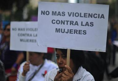 Hoy se celebró el Día Internacional de la Eliminación de la Violencia Contra la Mujer.