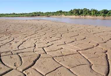 La sequía afecta a Bolivia