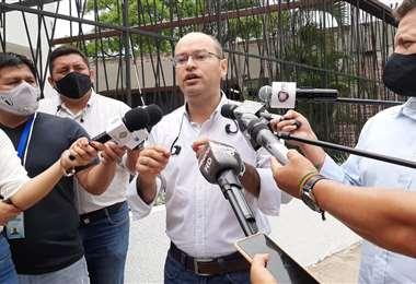 El diputado Bazán expresó que la oposición tiene mucho trabajo por delante
