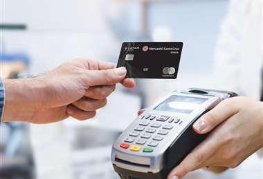 Oferta planes de pago de hasta tres cuotas pagando con sus tarjetas