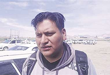 Huáscar Antezana decidió que San José juegue de local en La Paz y El Alto
