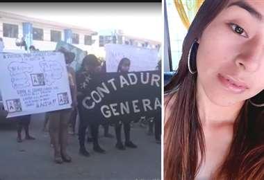 Génesis fue asesinada por su expareja | Foto: Soledad Prado