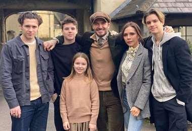 El show mostrará la carrera de David Beckham, su matrimonio de 21 años y su rol de padre