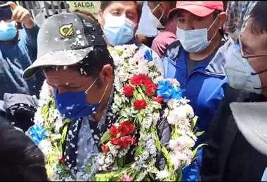 Urquizu estuvo detenido preventivamente seis meses