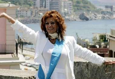 La gran diva italiana, Sophia Loren, regresa a la actuación luego de 11 años
