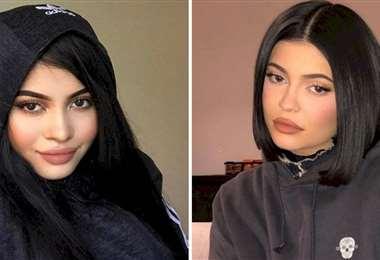 Yeraldin, a la izquierda, y Kylie, derecha ¿Las podrías distinguir?