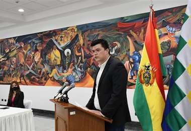 Diego Montaño, nuevo gerente de Bolivia TV.