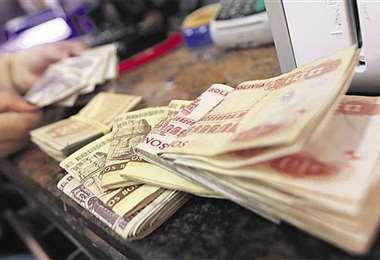 El impuesto será aplicado a los que tienen más de  Bs 30 millones