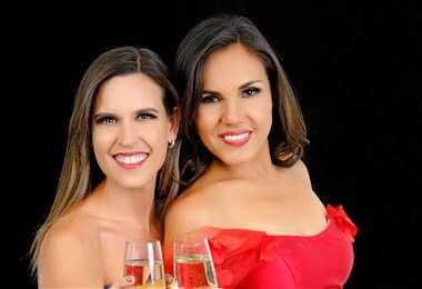 Nicole Nostas y Yuli Peña son la combinación perfecta. Foto: Jhon Orellana