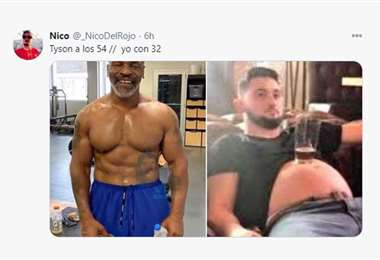 Las redes elogiaron al legendario ex campeón mundial de los pesos pesados