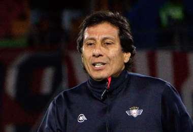 Álvaro Peña, entrenador y exmundialista boliviano. Foto: Internet