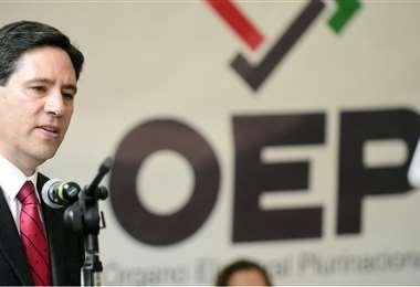 Romero expuso que hay certezas respecto a los resultados