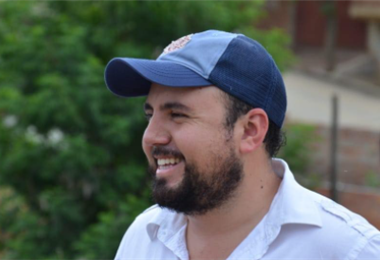 Alan Echart representa el proyecto político de Adrián Oliva
